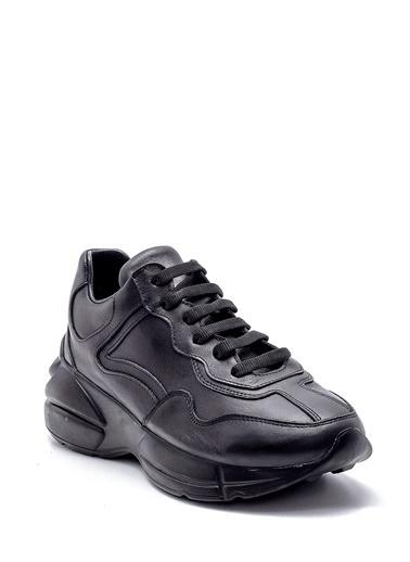 Derimod Kadın Ayakkabı (18086) Spor Siyah